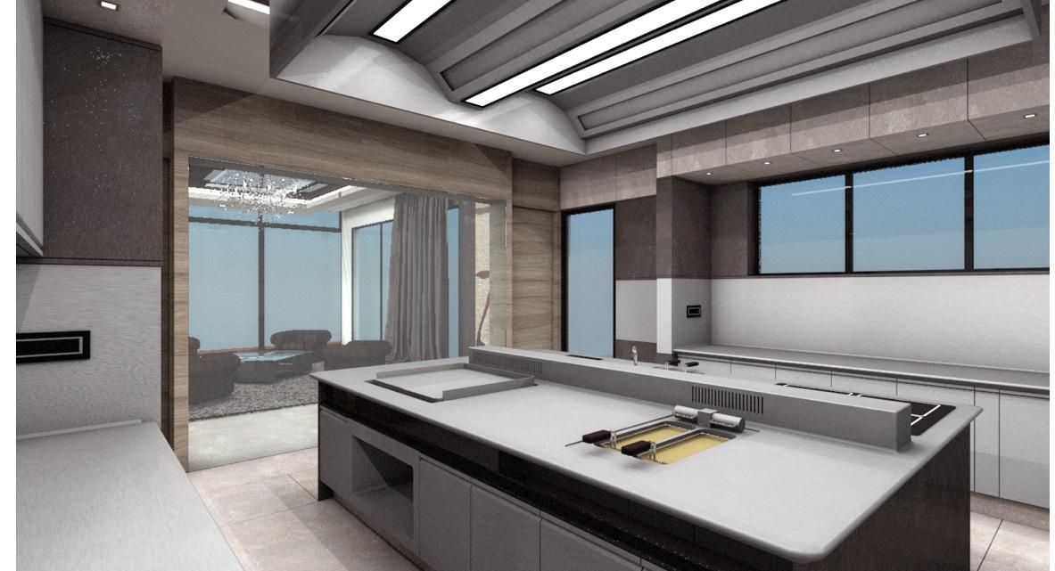 Come Progettare Una Cucina In 3d. Excellent Great Lo With Progetto ...
