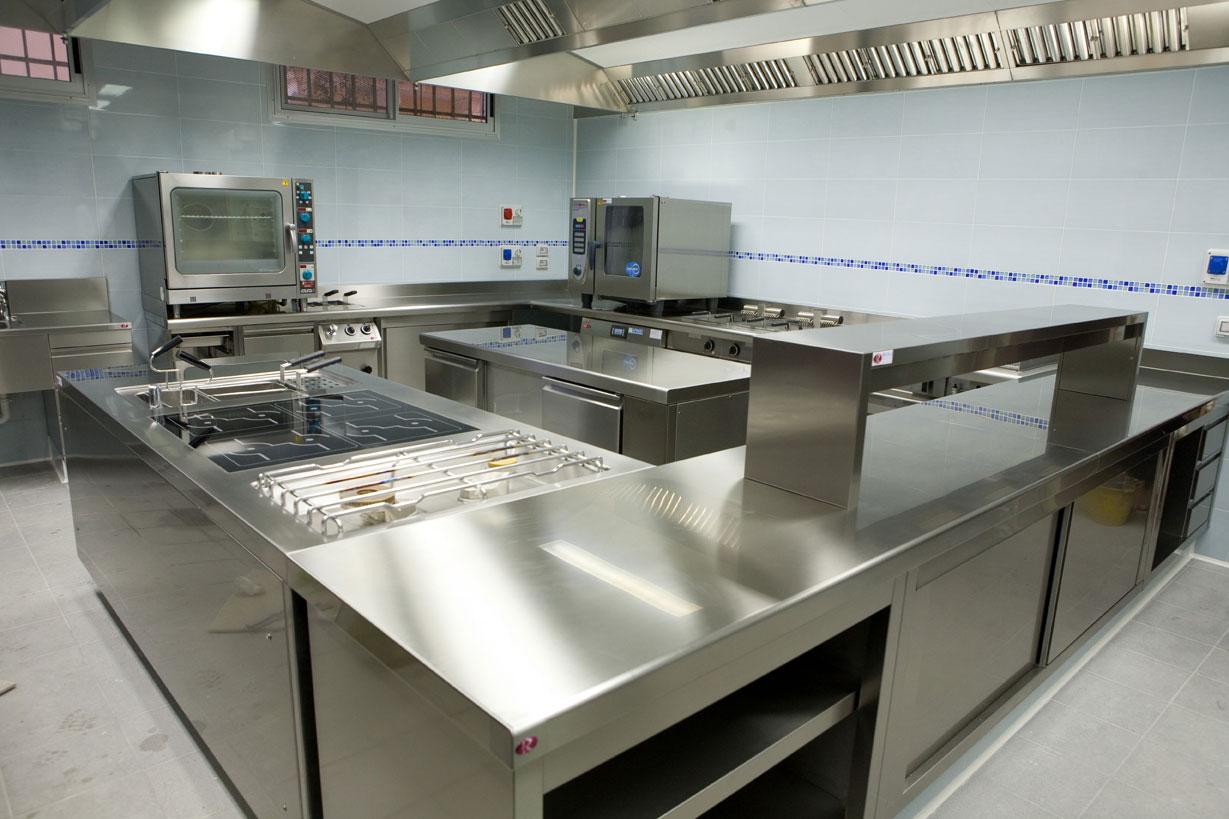 Cucine industriali zanussi idee creative e innovative - Cucine professionali per ristoranti ...