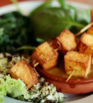 Corso sugli Antipasti e i Finger Food Vegani