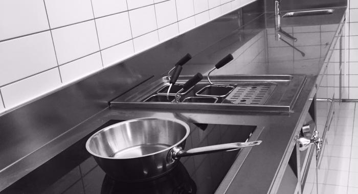 cucine realizzate da Rogi -  Monastero Santa Rosa Costiera Amalfitana