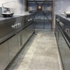 cucine realizzate da Rogi  Rana Meal Solution Show Kitchen e Cucina R&D, Chicago