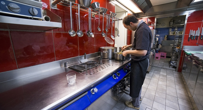 Cucina Gran Caffè Diemme Padova