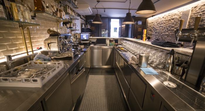 cucine realizzate da Rogi - Box Pizza Padova
