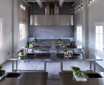 Aula didattica – Scuola della Pasta