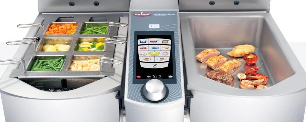 Brasiere Frima attrezzature ristorazione Rogi