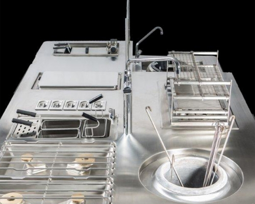 cucine ambach attrezzature ristorazione Rogi
