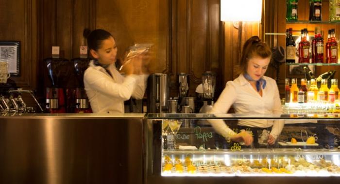Caffè Stern Alajmo  Parigi